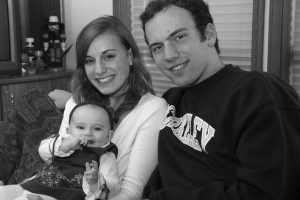 Stephanie, Eric and Josie 2007