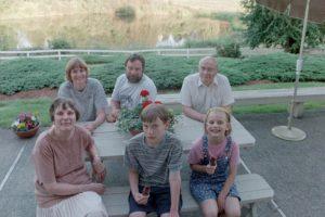 Family in Kent 2000