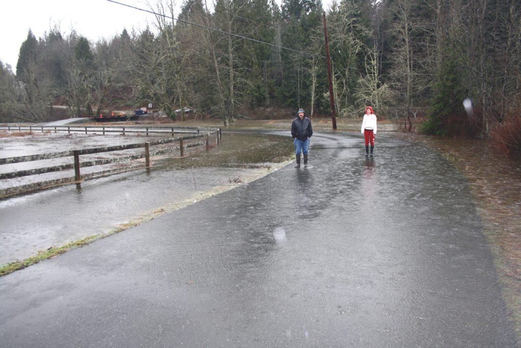 Flood January 8th 2009